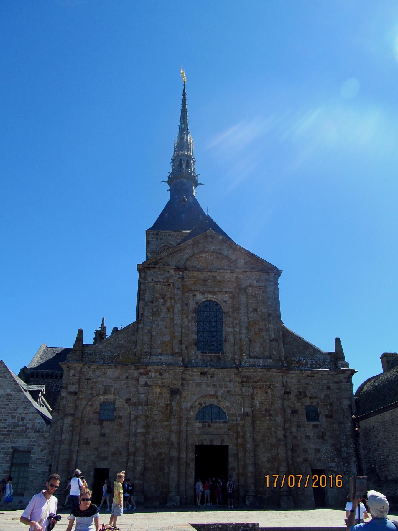базилики Мон Сен Мишель