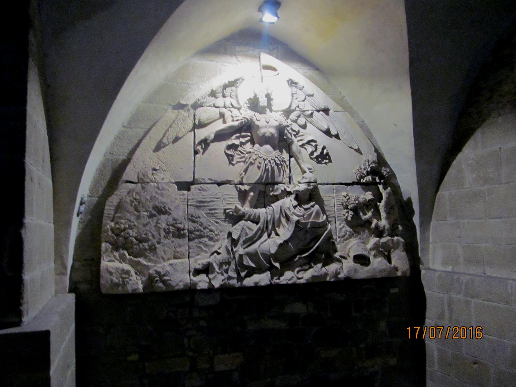 Святой архистратиг Михаил покровитель Мон Сен Мишель