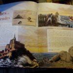 сувениры и книги Мон Сен Мишель