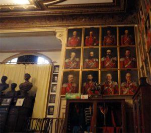 Музей Лейб-гвардии казачьего полка в Париже