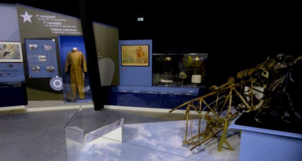музей авиации и космонавтики под Парижем