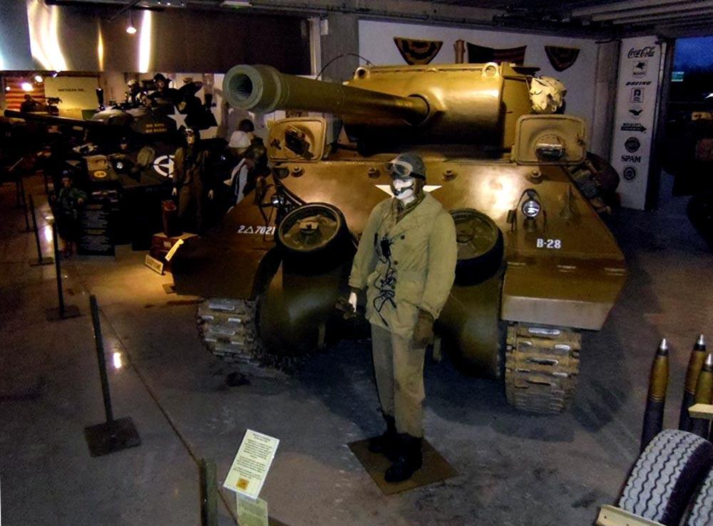 экскурсия по музеям Нормандии