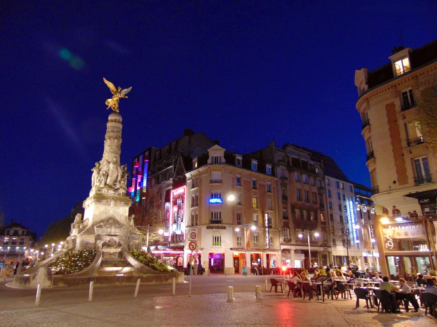 экскурсия в Реймс из Парижа