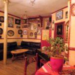 русская кухня в Париже ресторан Петроград