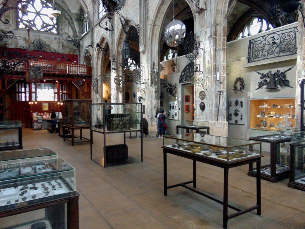 музеи в Руане, Нормандия