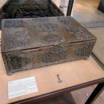 антикварные сейфы в коллекции музея Руана