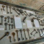 коллекция ключей музея в Руане