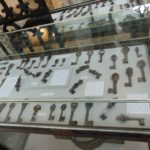 коллекция ключей в музее Руана