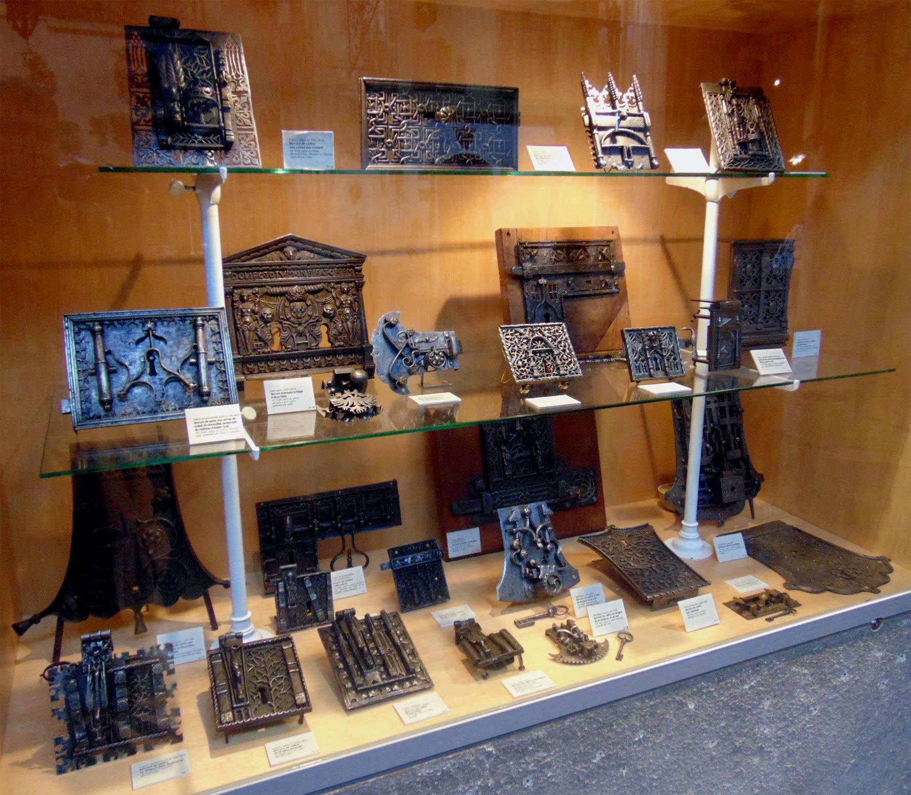 коллекция произведений искусств в металле , Музей Руана