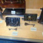 антикварные замки и ключи Франция