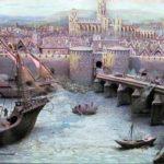 экскурсия в Нормандию, Руан, картины маслом