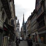 экскурсия по историческому центру Руана. Нормандия