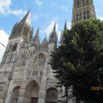 кафедральный Собор, Руан