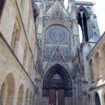 экскурсия вокруг собора в Руане, Нормандия