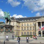 достопримечательности Руана - Наполеон Бонапарт