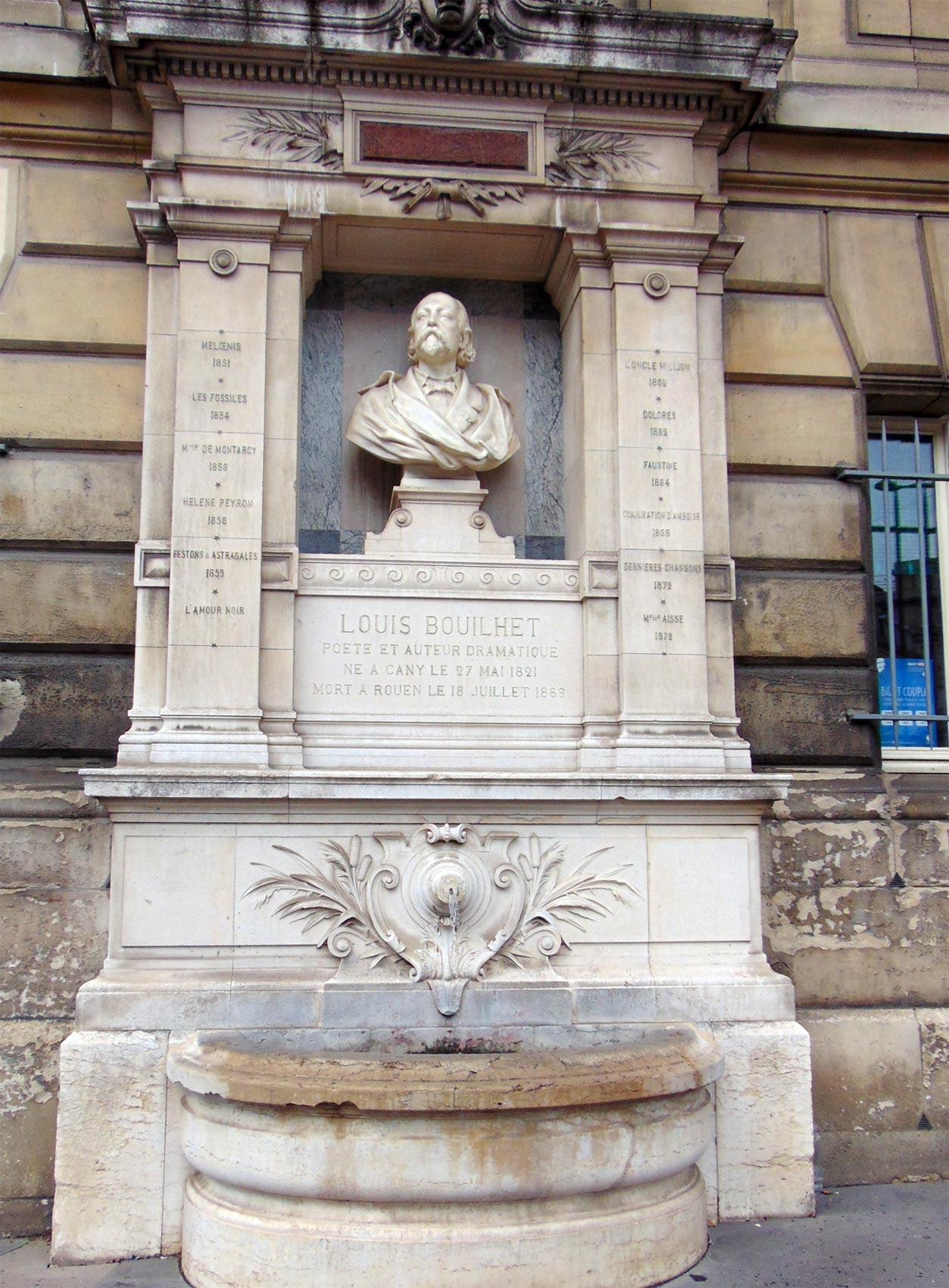 памятники Руана