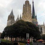 Собор Жанны д'Арк в Руане