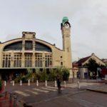 достопримечательности Руана вокзал