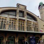 экскурсия по Руану - железнодорожный вокзал