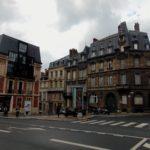 достопримечательности Руана красивые старые здания