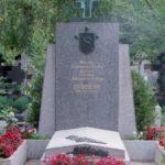 казачьи мемориалы в Сент-Женевьев-де-Буа