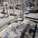 могилы кадет и преподавателей кадетских корпусов на Сент-Женевьев-де-Буа