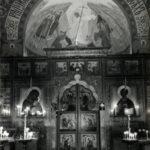 Успенская церковь на Сент-Женевьев-де-Буа, архивное фото