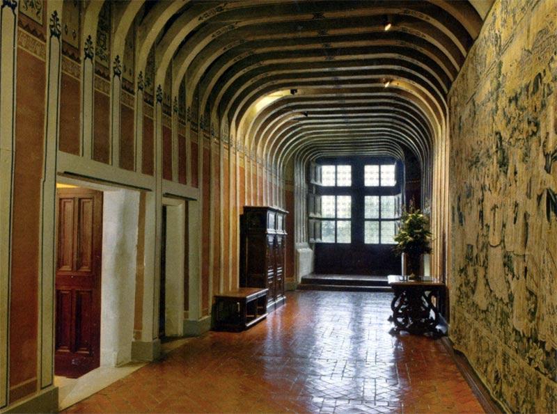 виртуальная экскурсия по замку Шенонсо на русском языке…