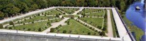 экскурсия по садам и паркам замка
