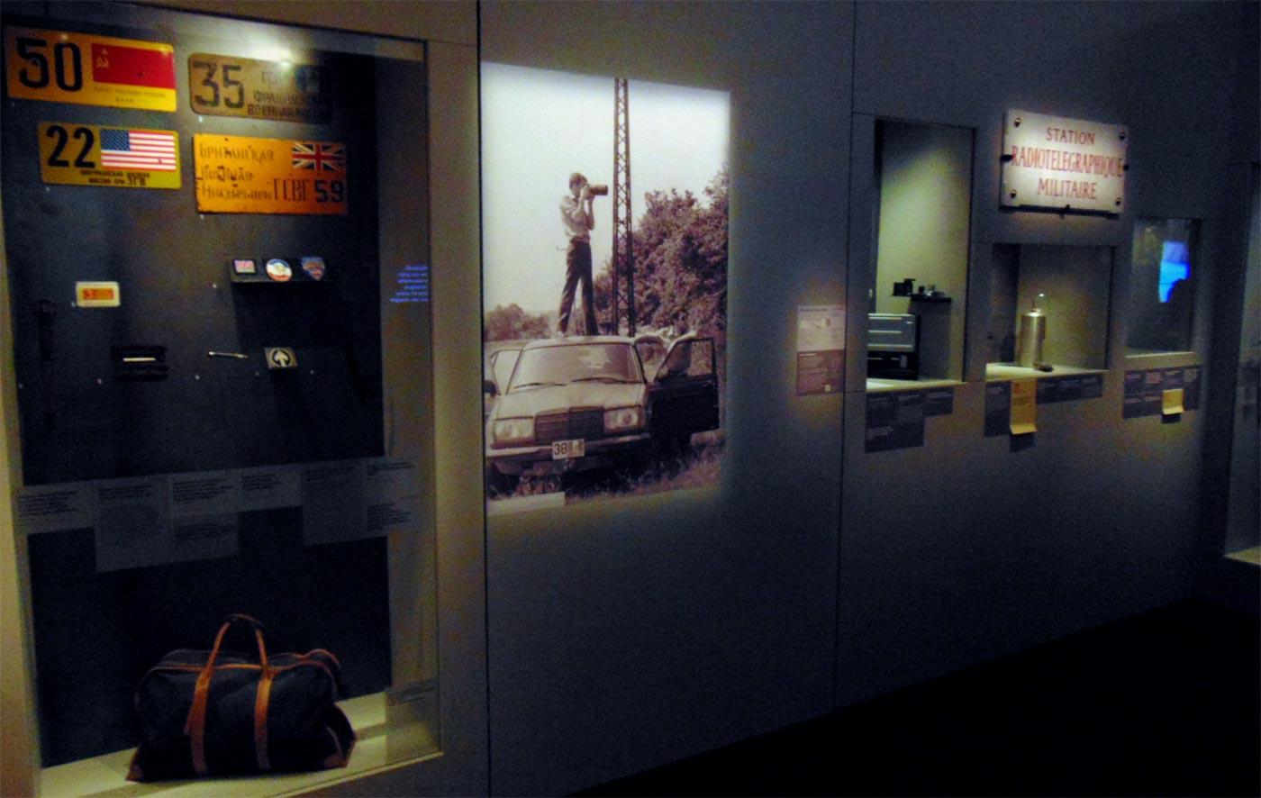 Выставка Секретные войны Музей Армии в Париже