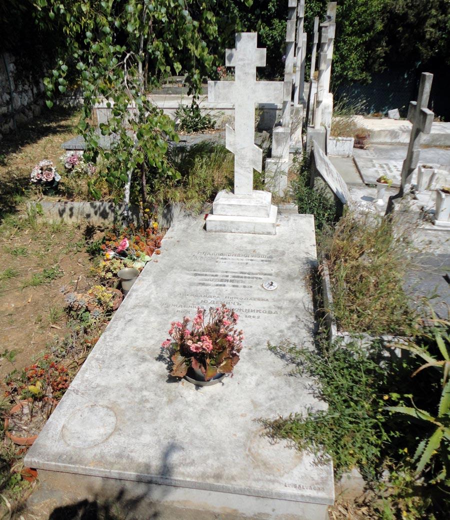 Достопримечательности Ниццы, русское кладбище Кокад