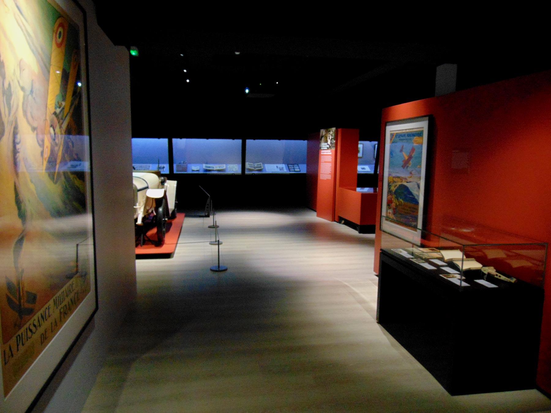 Верден и Музей в Ле Бурже