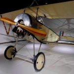 самолет Ньюпорт XI Первая мировая война