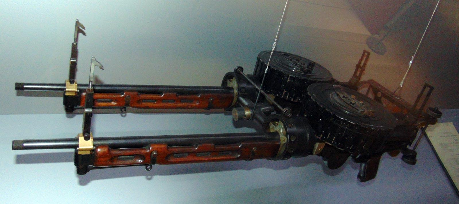 вооружение самолетов первой мировой войны в музее авиации и космонавтики в ле Бурже
