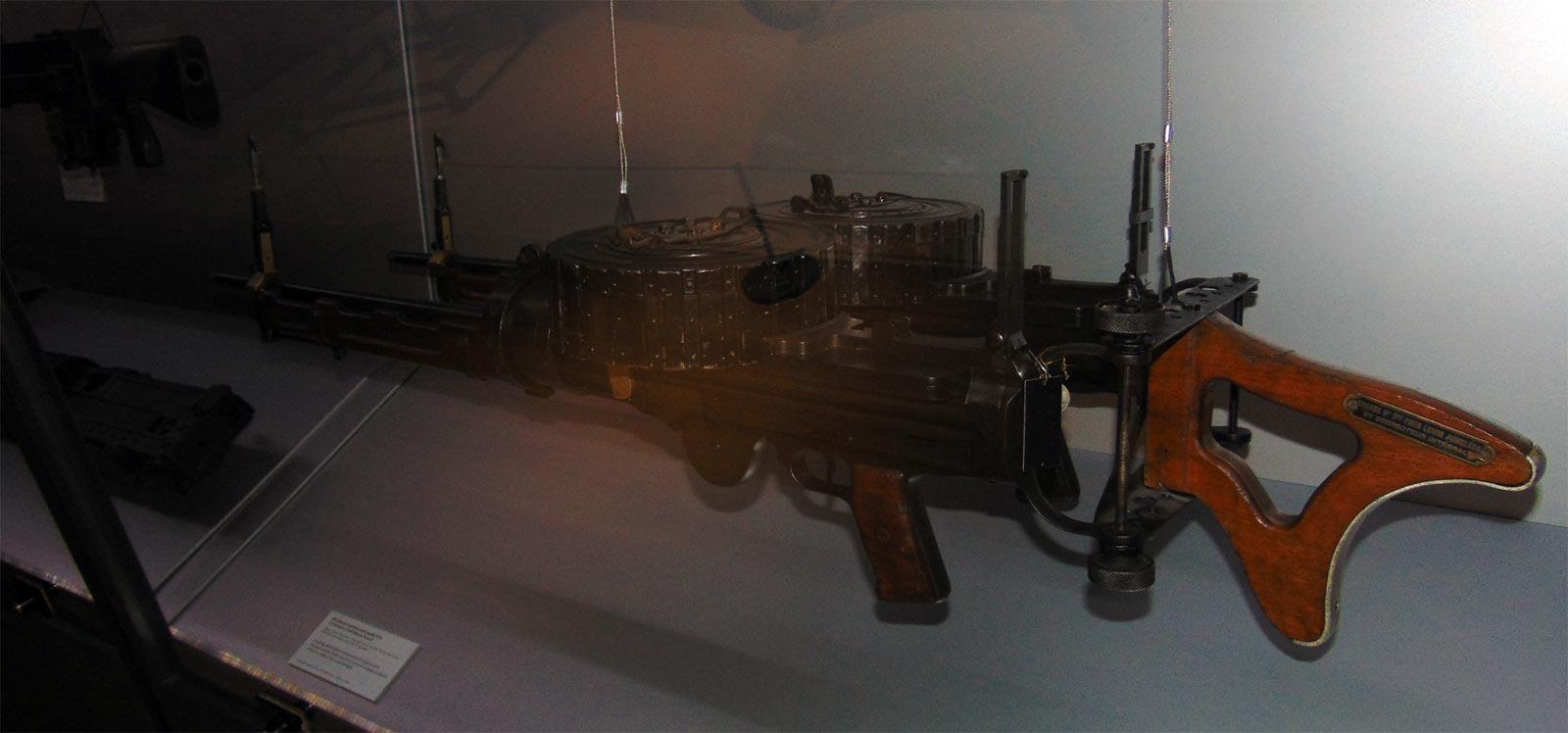 вооружение самолетов в первую мировую войну, музей в ле Бурже
