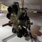 немецкие авиамоторы первой мировой войны в музее ле Бурже