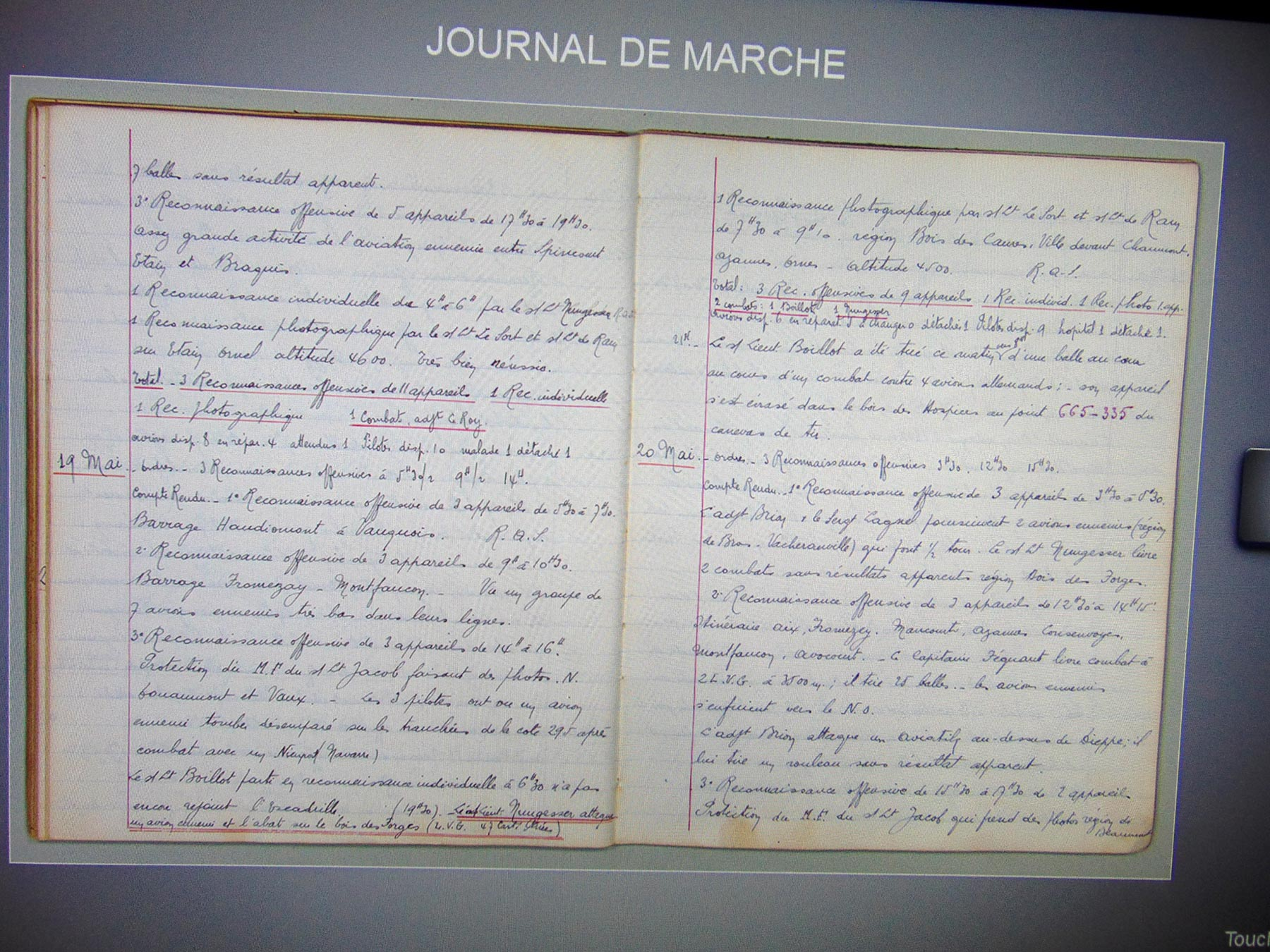 выставка авиации первой мировой войны в музее ле Бурже под Парижем