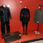 выставка военной формы первой мировой войны в музее ле Бурже