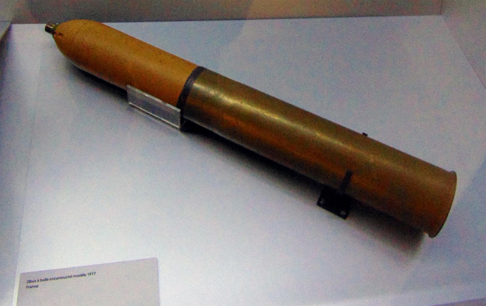 артиллерия в битве за Верден, музей в ле Бурже