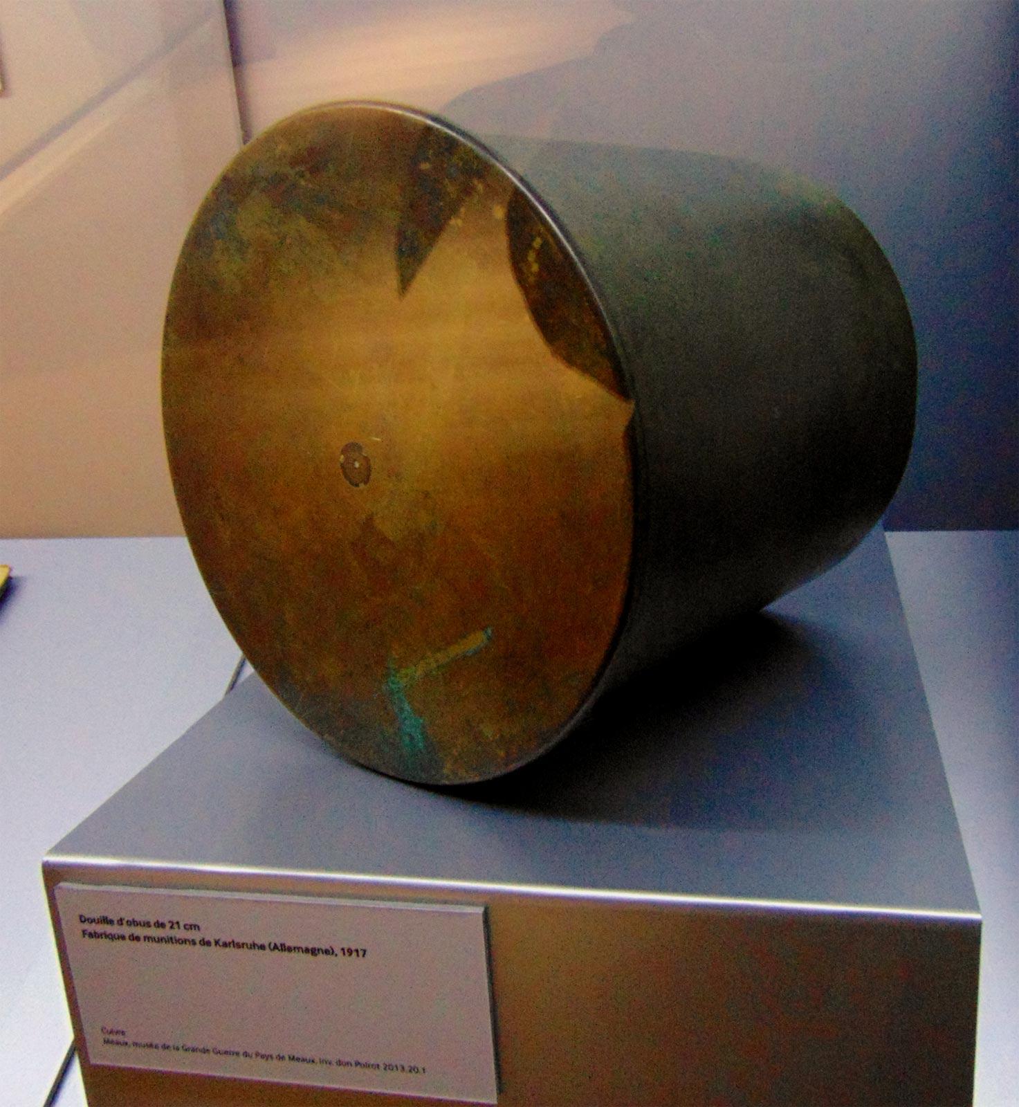 экскурсия по выставке Верден - первая мировая война в воздухе, музей ле Бурже
