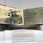 экспонаты на выставке в музее авиации и космонавтики в ле Бурже, первая мировая война