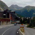 гостиницы курорта Валь д'Изер