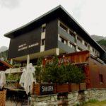 недорогие отели курорт Валь д'Изер