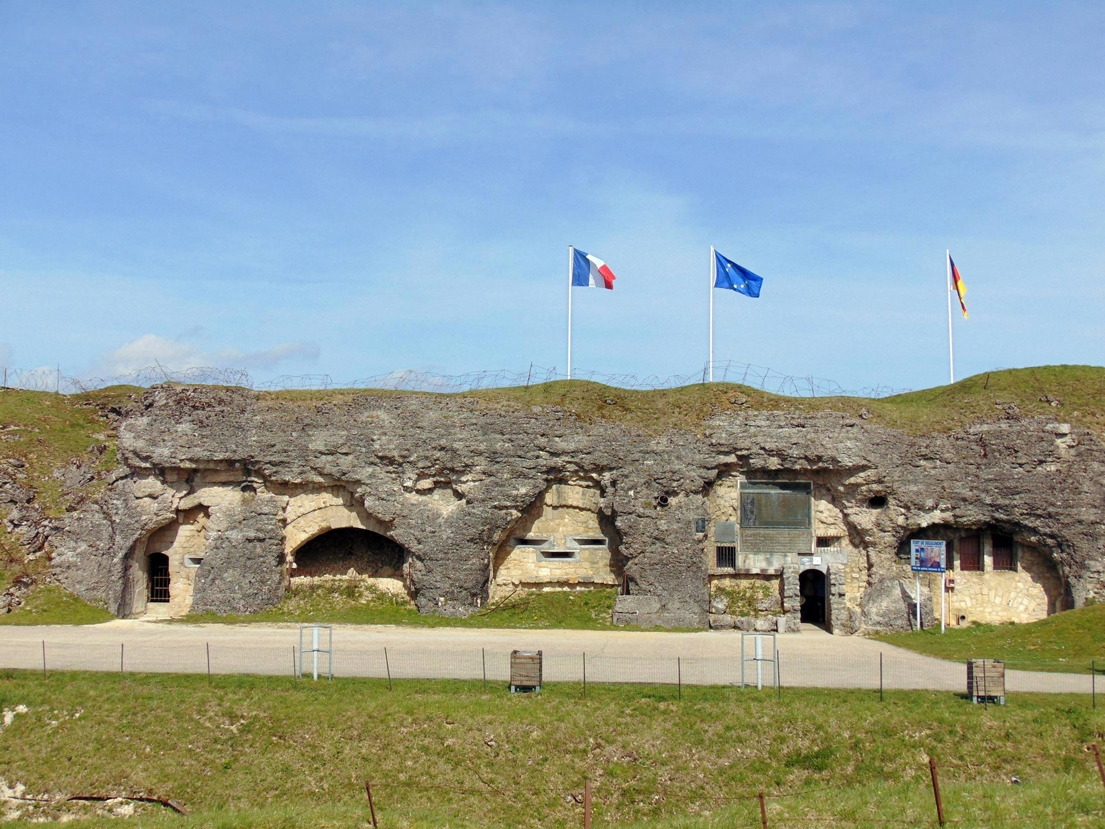 военные музеи Франции, Верден