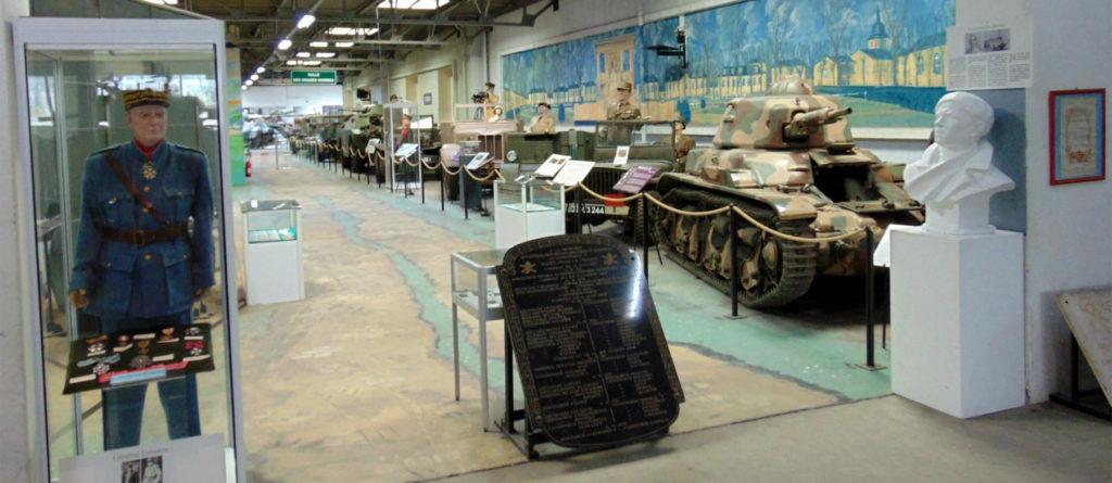 зал ВИП- персон в музее