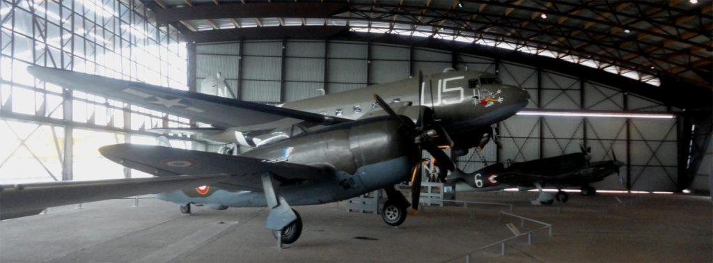 авиация союзников в Ле Бурже