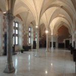 Замок Амбуаз фото зала Совета