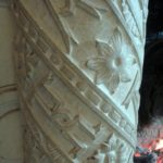Замок Амбуаз фото камина