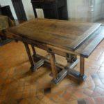 Столы для вина в замке Амбуаз