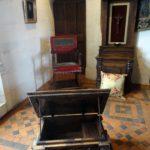 Коллекция артефактов в замке Амбуаз